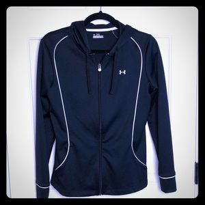 Under Armour Full Zip Hoodie Medium